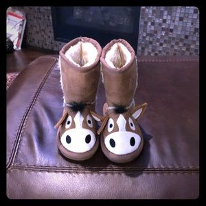 Little Boys Horse Boots